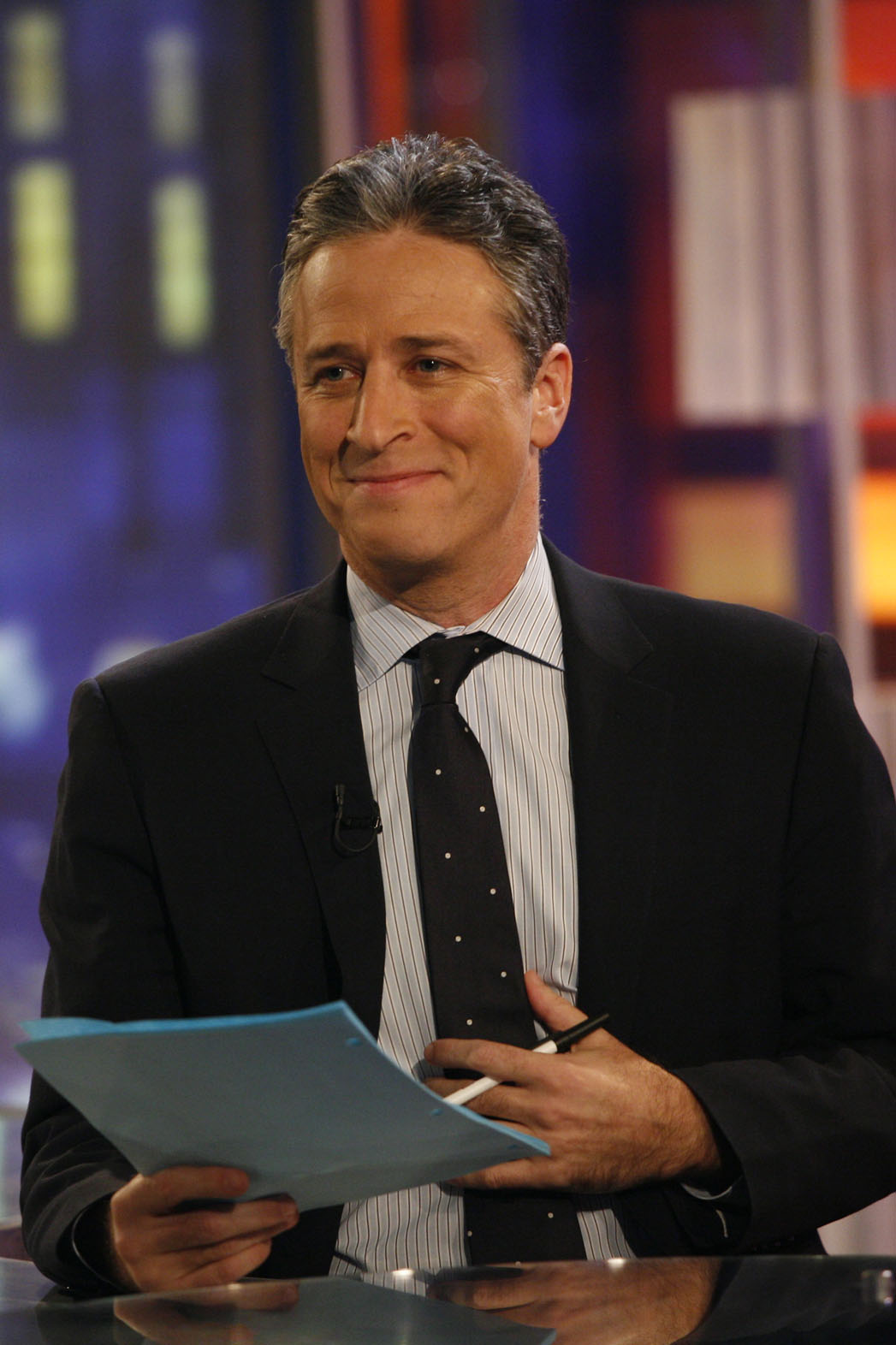 Jon Stewart The Daily Show - P 2013
