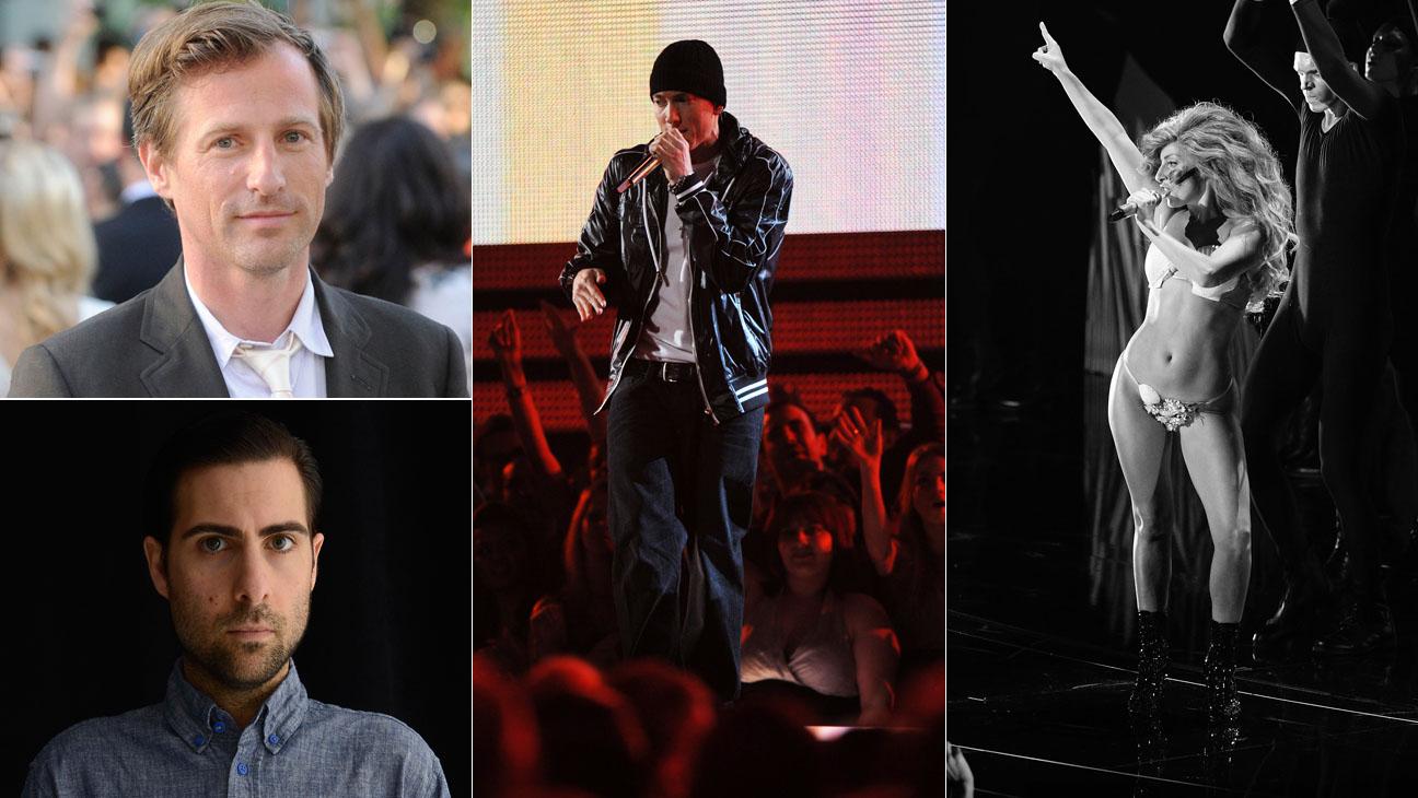 Spike Jonze Jason Schwartzman Eminem Lady Gaga - H 2013