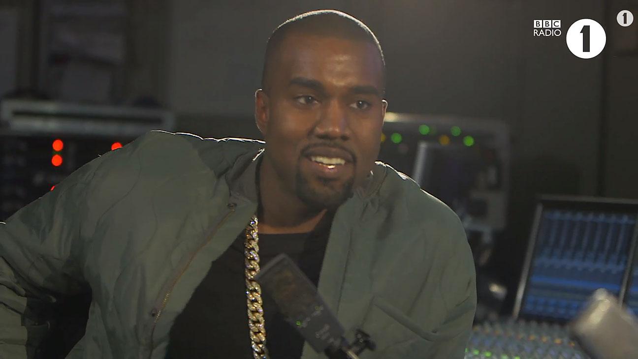 Kanye West Screengrab - H 2013