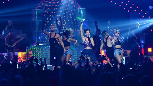Katy Perry iHeartRadio - H - 2013