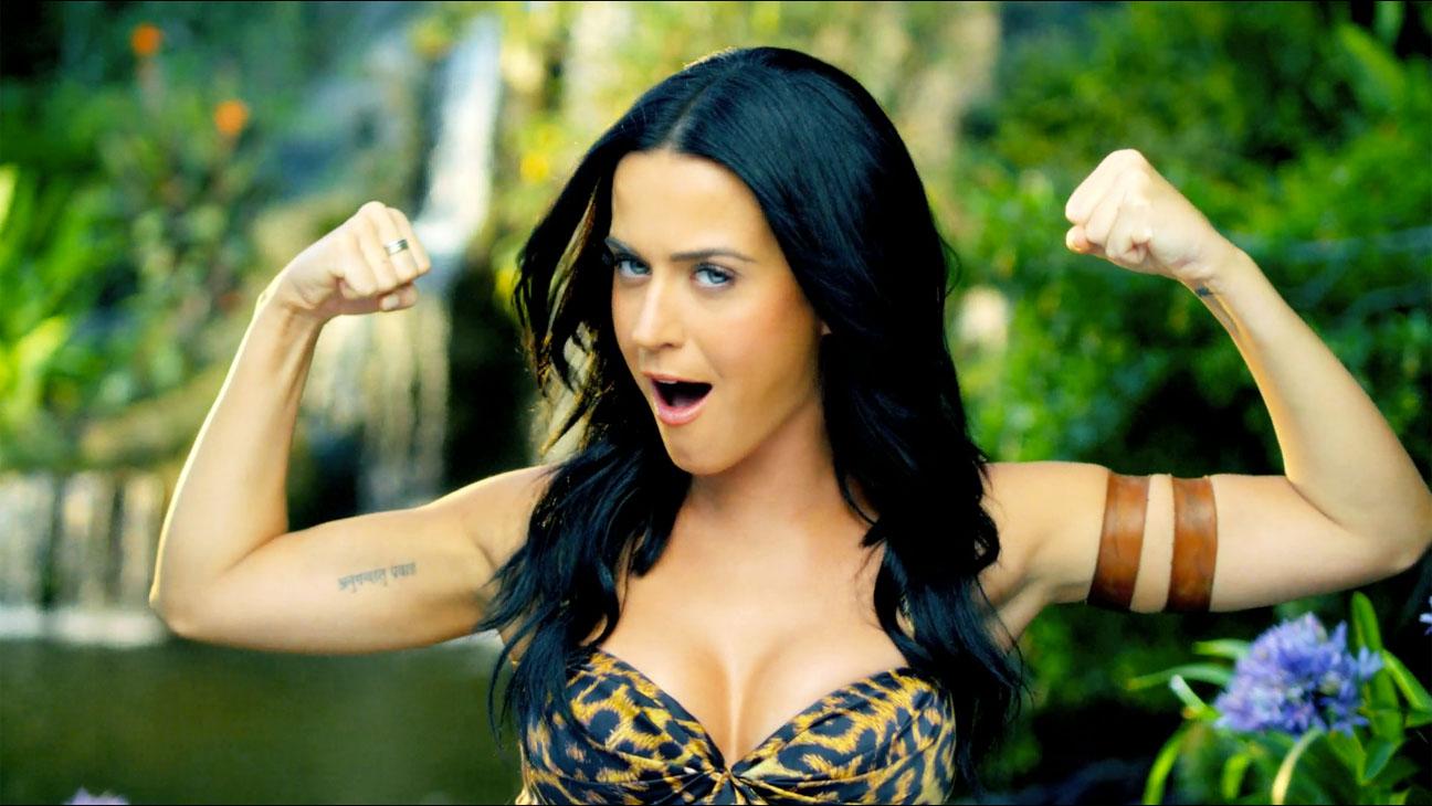 Katy Perry Roar Screengrab - H 2013