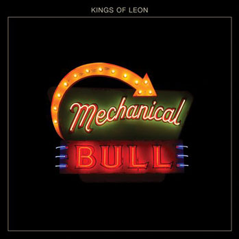 Kings of Leon Mechanical Bull Album - P 2013