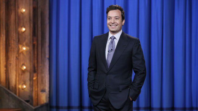 Late Night WIth Jimmy Fallon - H 2013