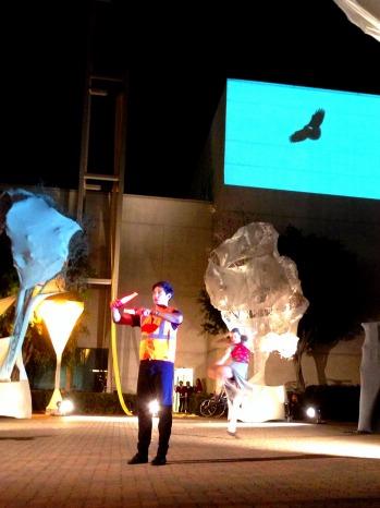 LAX Art Exhibit - P - 2013