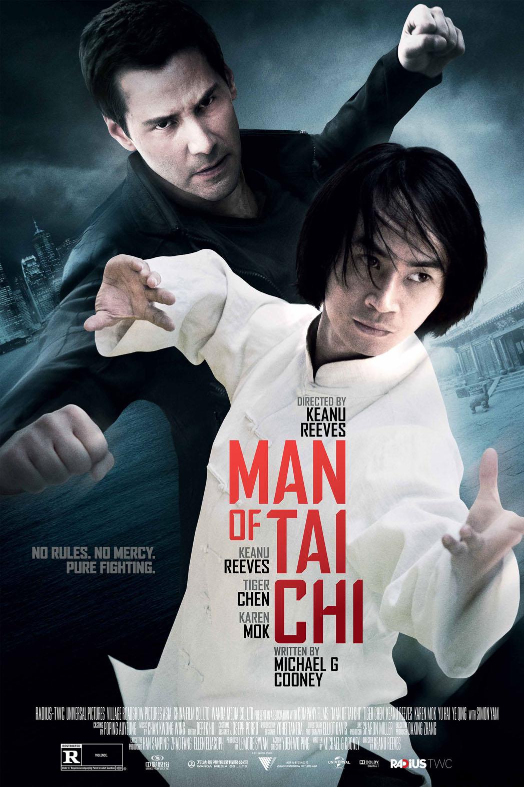 Man of Tai Chi Poster - P 2013