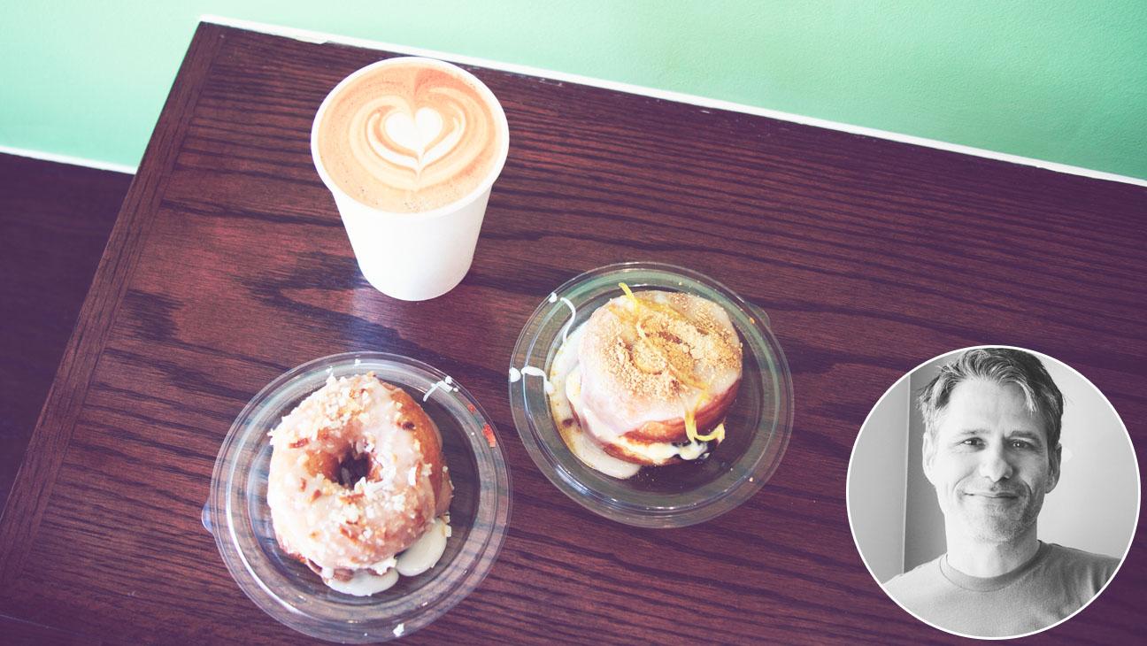 Mark Trombino Donut Shop Inset - H 2013