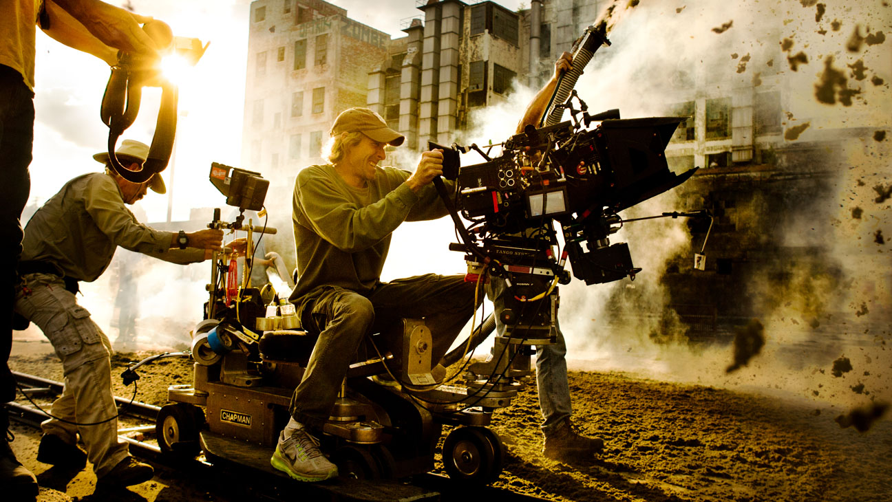 Michael Bay Action Shot - H 2013