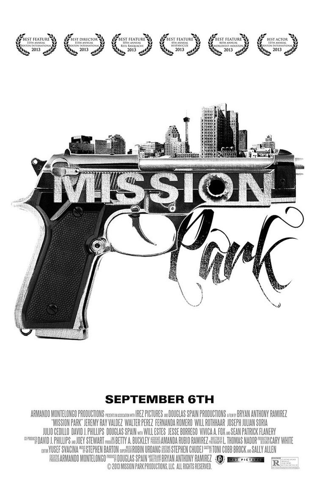 Mission Park Poster - P 2013