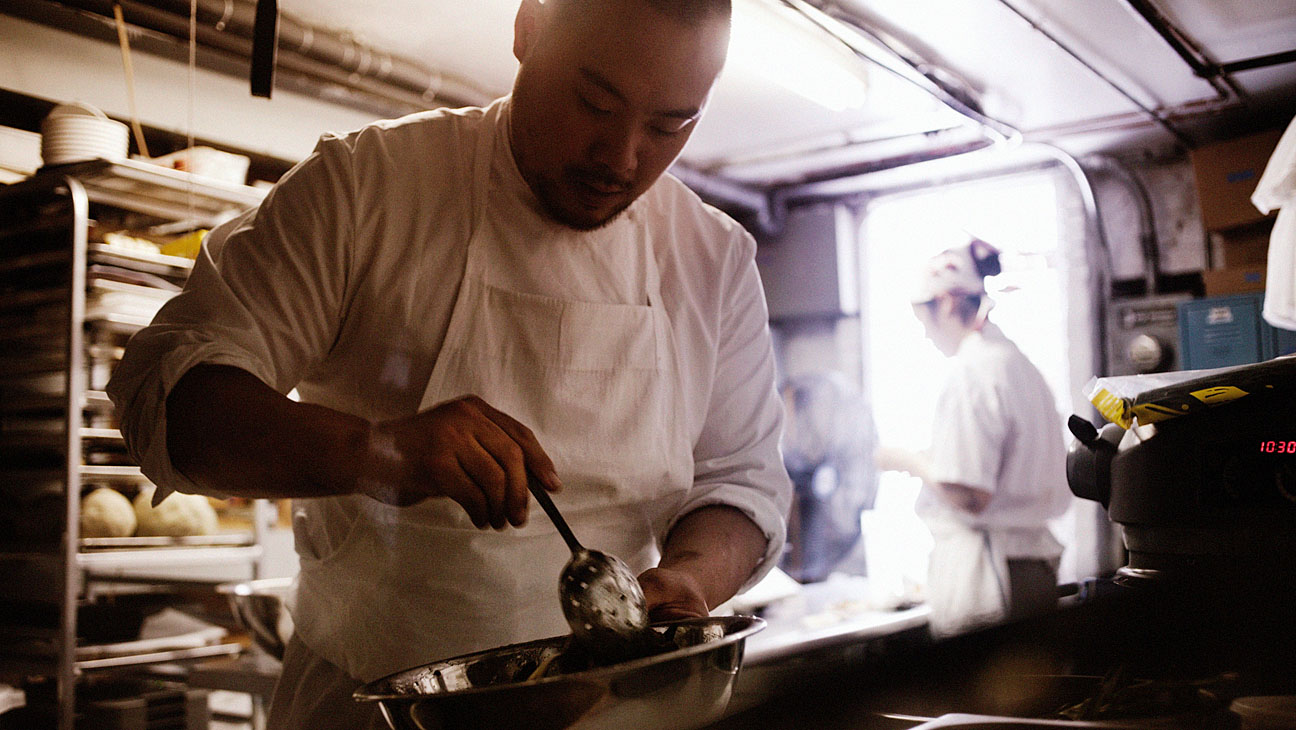 Momofuku Chef David Chang - H 2013
