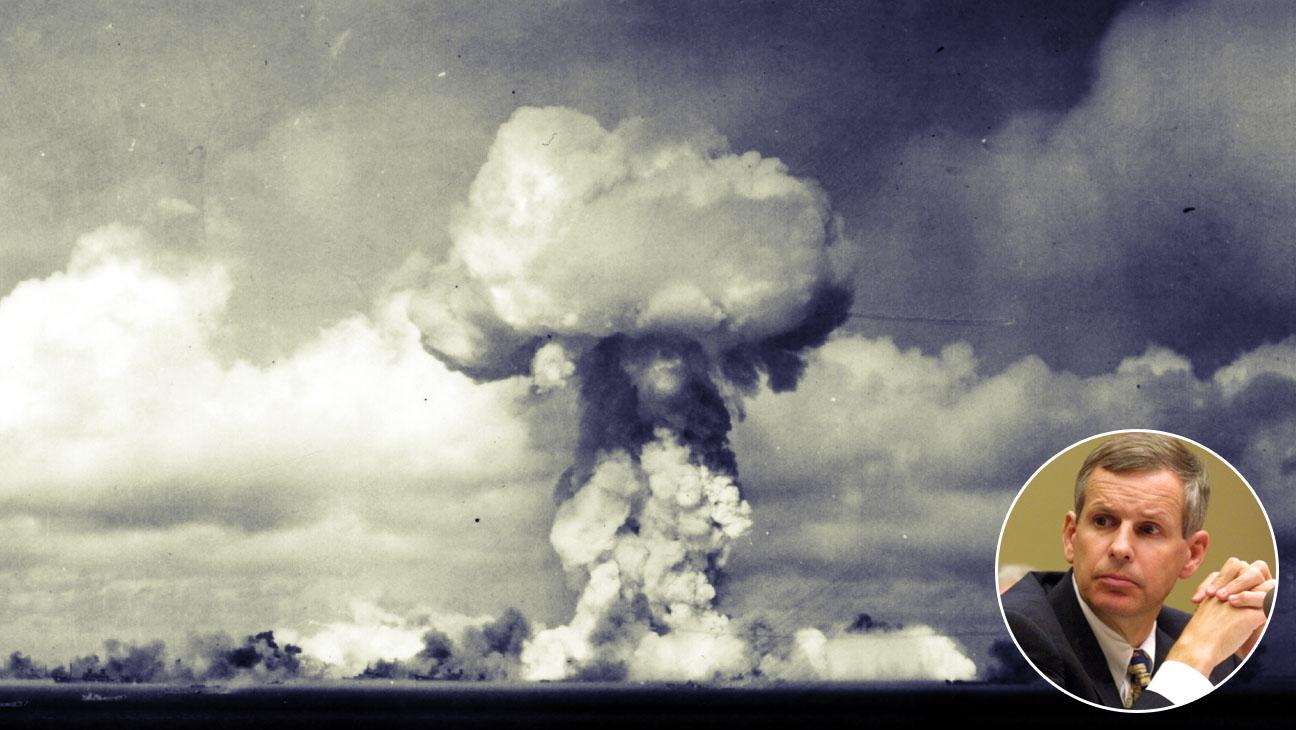 Mushroom Cloud Charlie Ergen - H 2013