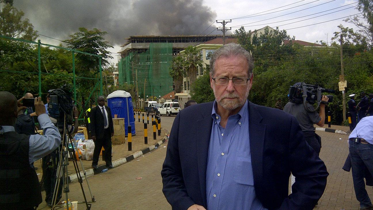 Peter Greenberg Nairobi Scene - H 2013
