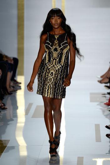 Naomi Campbell DVF — V 2013