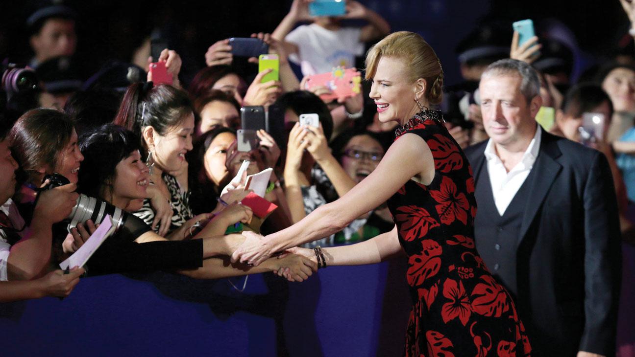 Nicole Kidman China Studio - H 2013