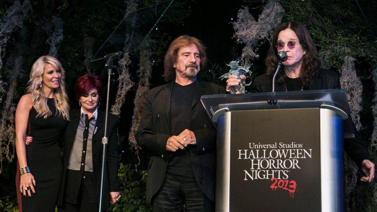 Ozzy Osbourne Halloween Nights - H 2013