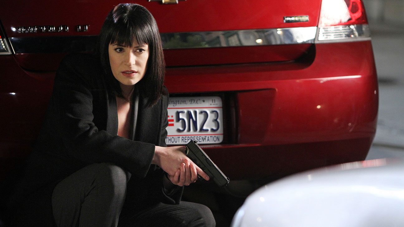 Paget Brewster Criminal Minds - H 2013