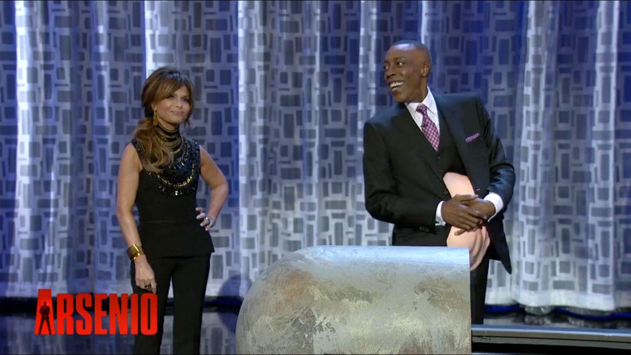 Arsenio Hall Show Paula Abdul - H 2013