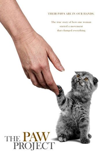 The Paw Project Poster - P 2013