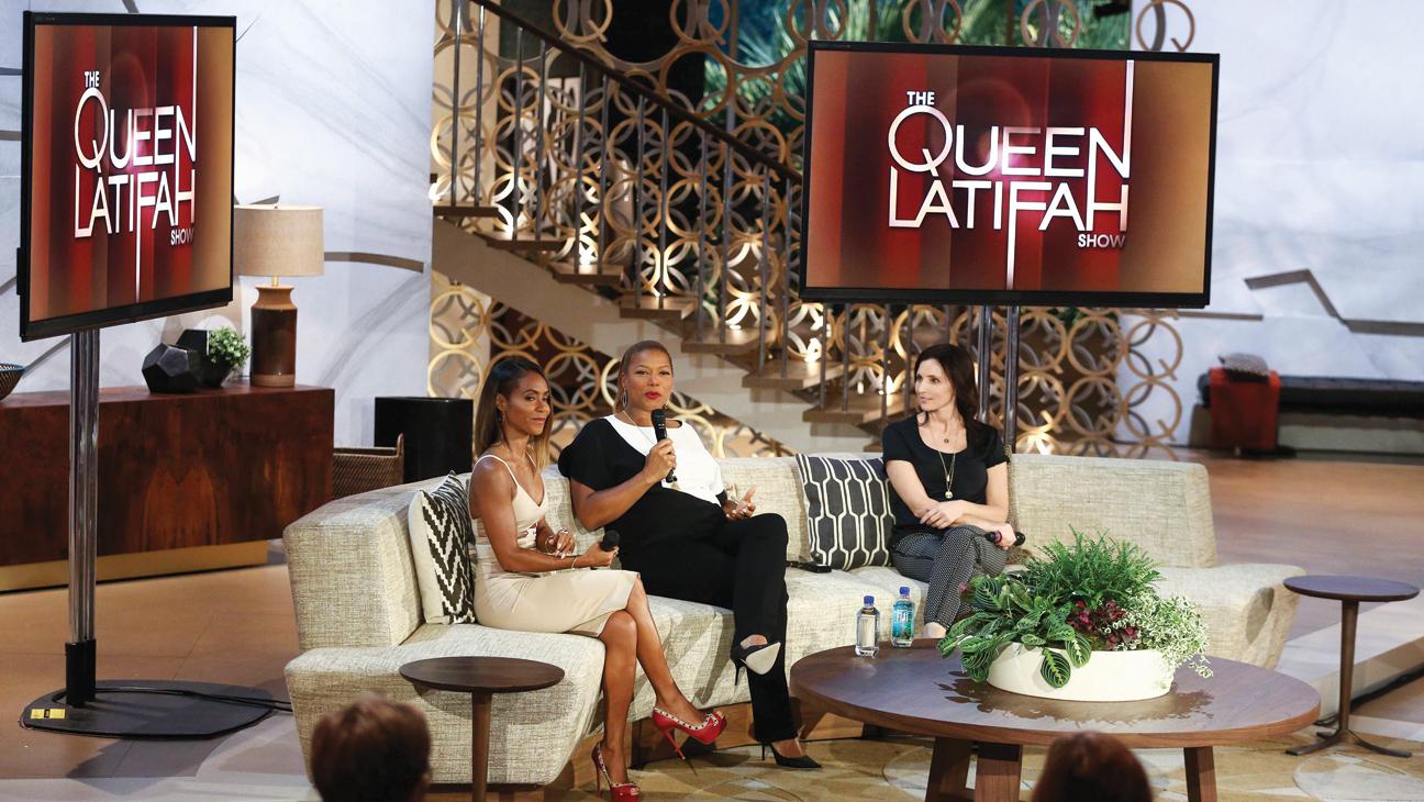 The Queen Latifah Show - H 2013
