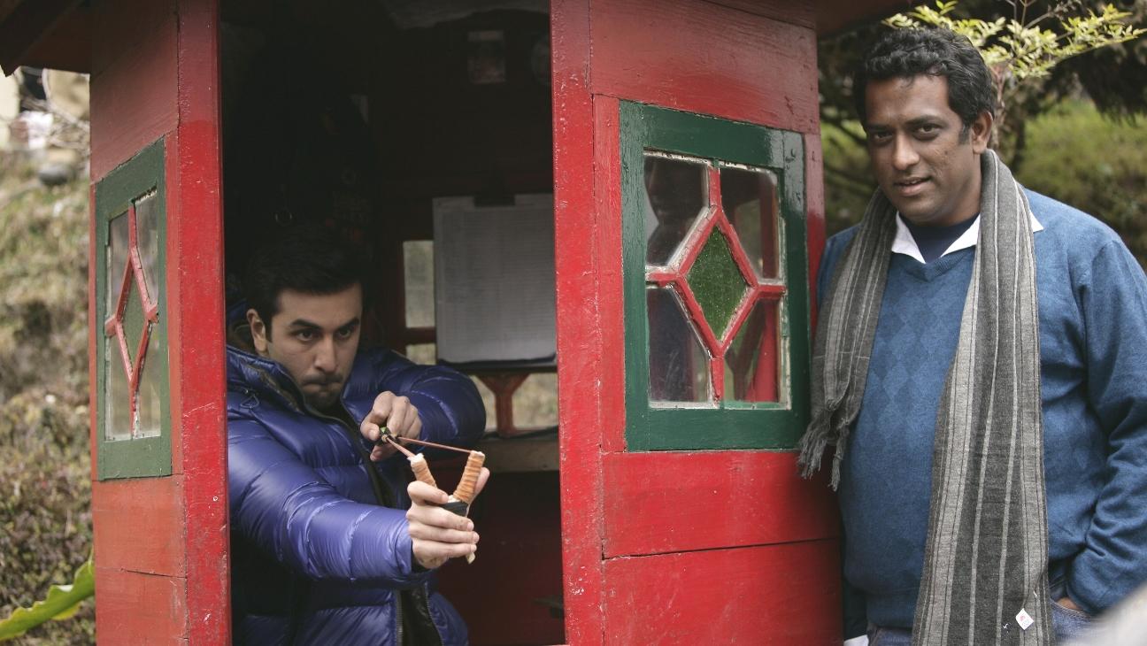 Ranbir Kapoor and Anurag Basu
