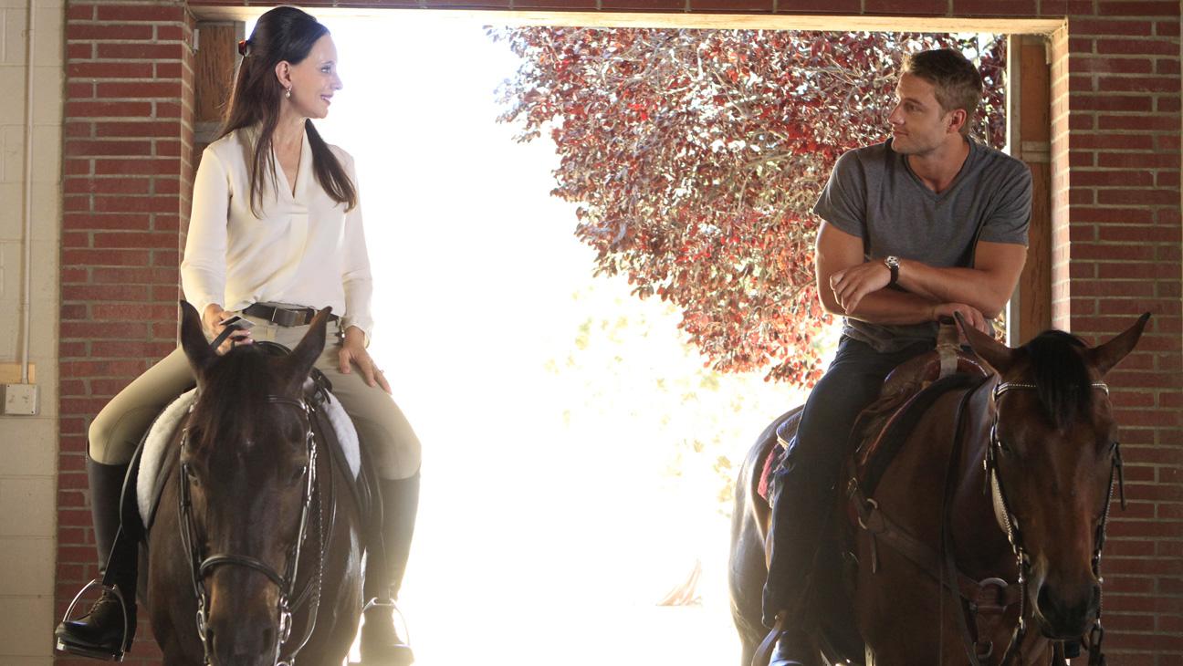 Revenge Season 3 Premiere Episodic - H 2013