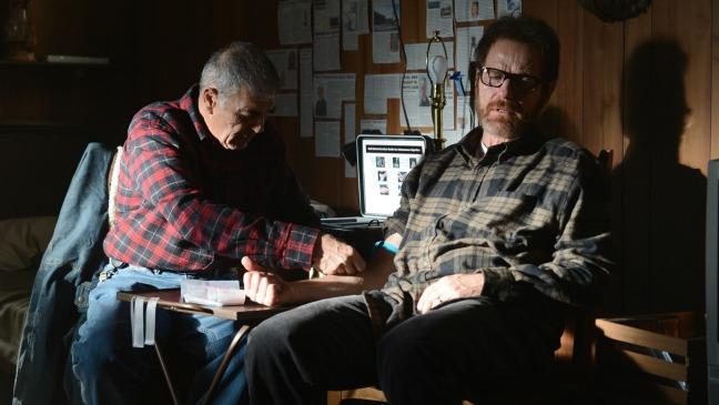 Robert Forster Bryan Cranston Breaking Bad - H 2013