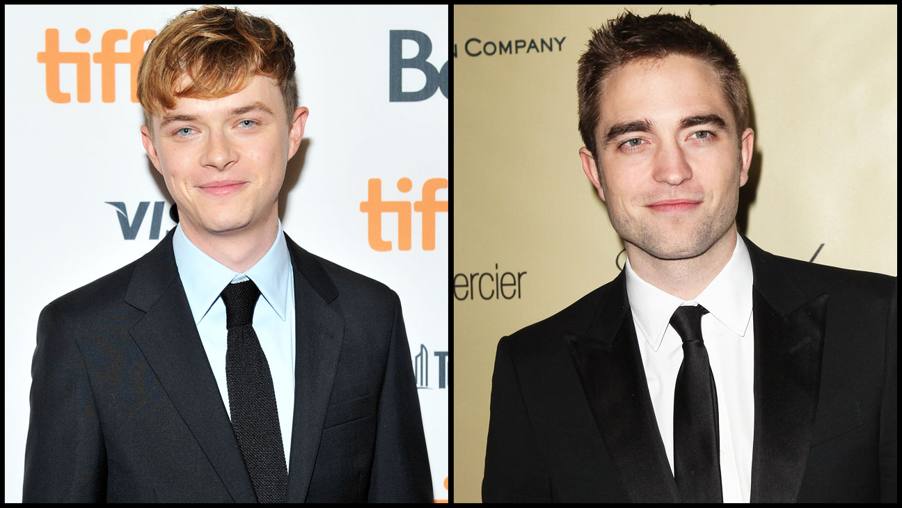 Dane DeHaan Robert Pattinson Split - H 2013