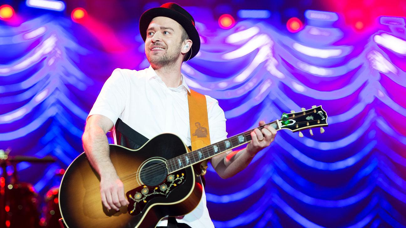 Rock in Rio Justin Timberlake - H 2013