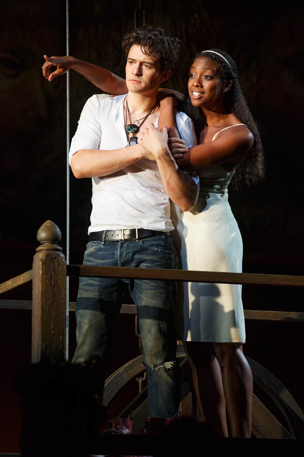 Romeo & Juliet Orlando Bloom Condola Rashad - P 2013
