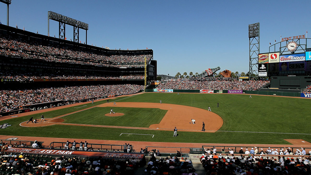 San Francisco Giants Stadium - H 2013