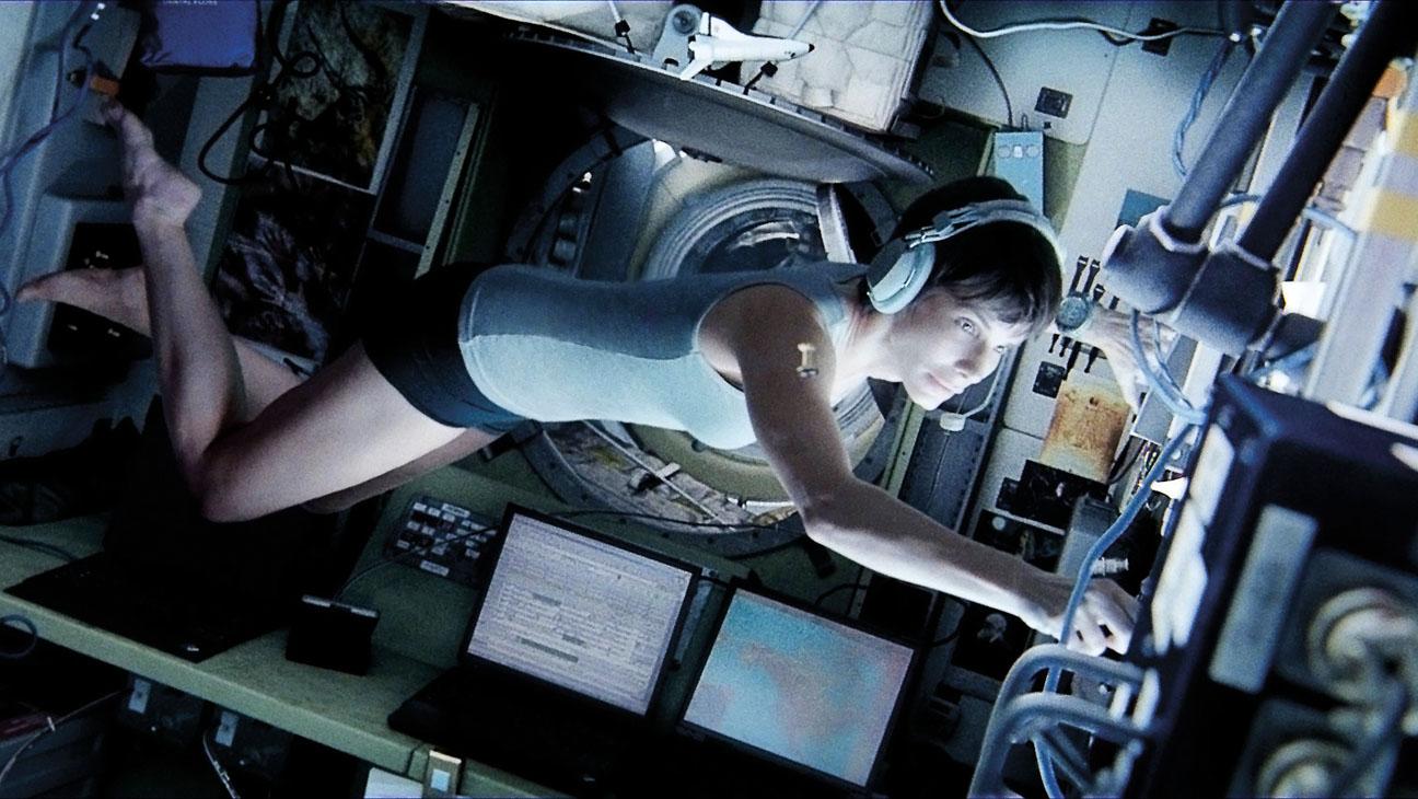 Sandra Bullock Timeout Gravity - H 2013