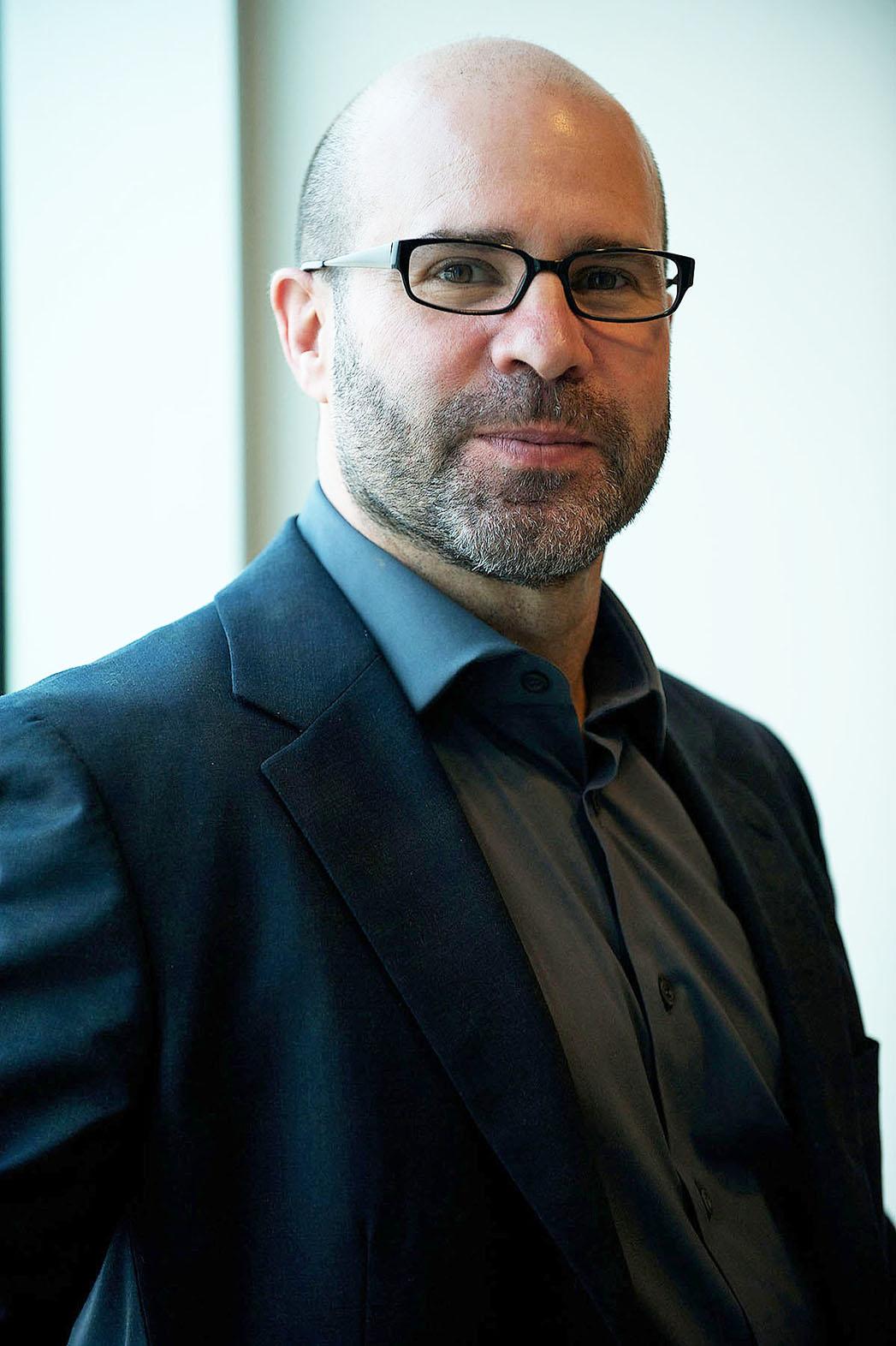 Scott Z. Burns Headshot - P 2013