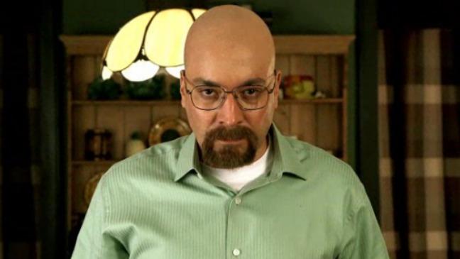 Jimmy Fallon as Walter White - H 2013