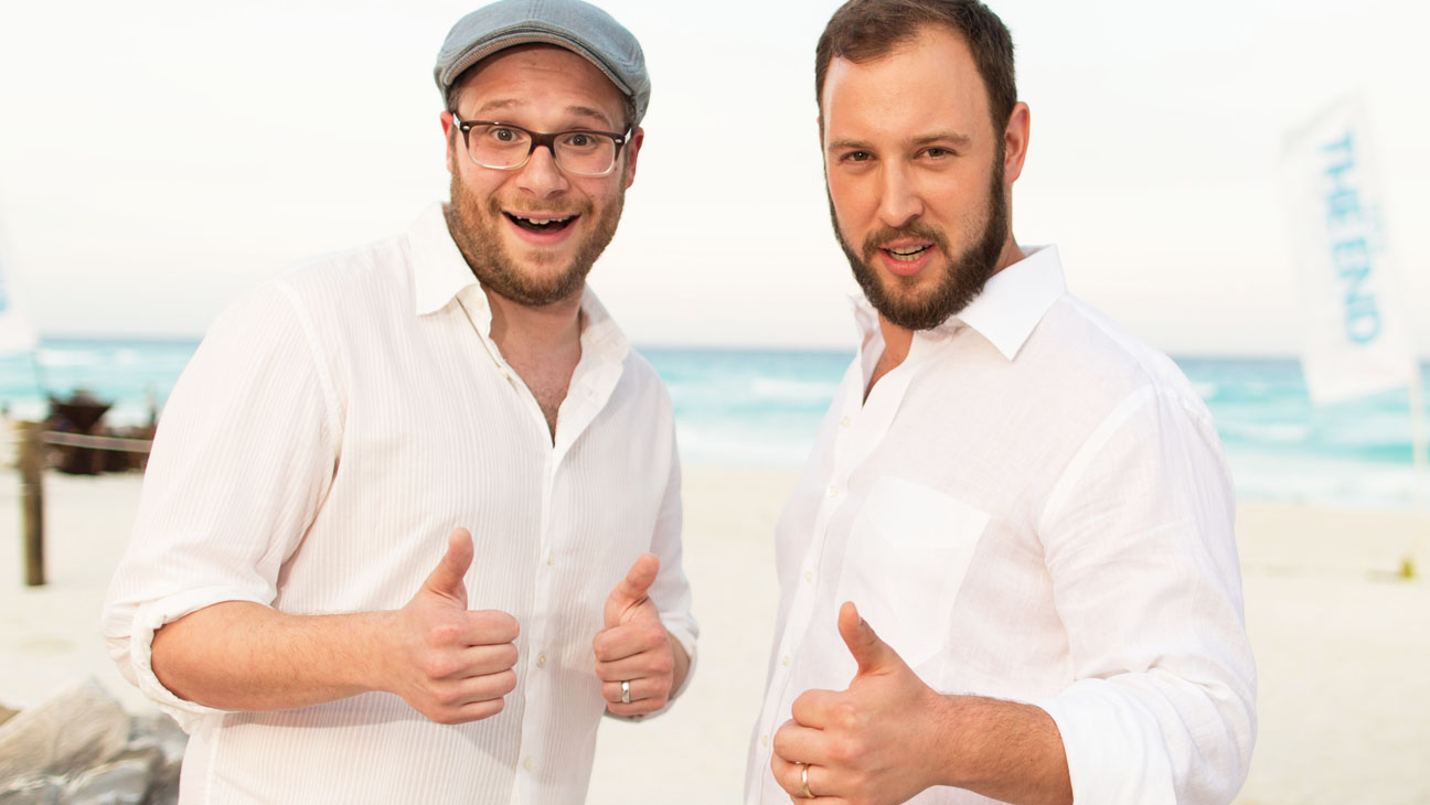 Evan Goldberg Seth Rogen - H 2013