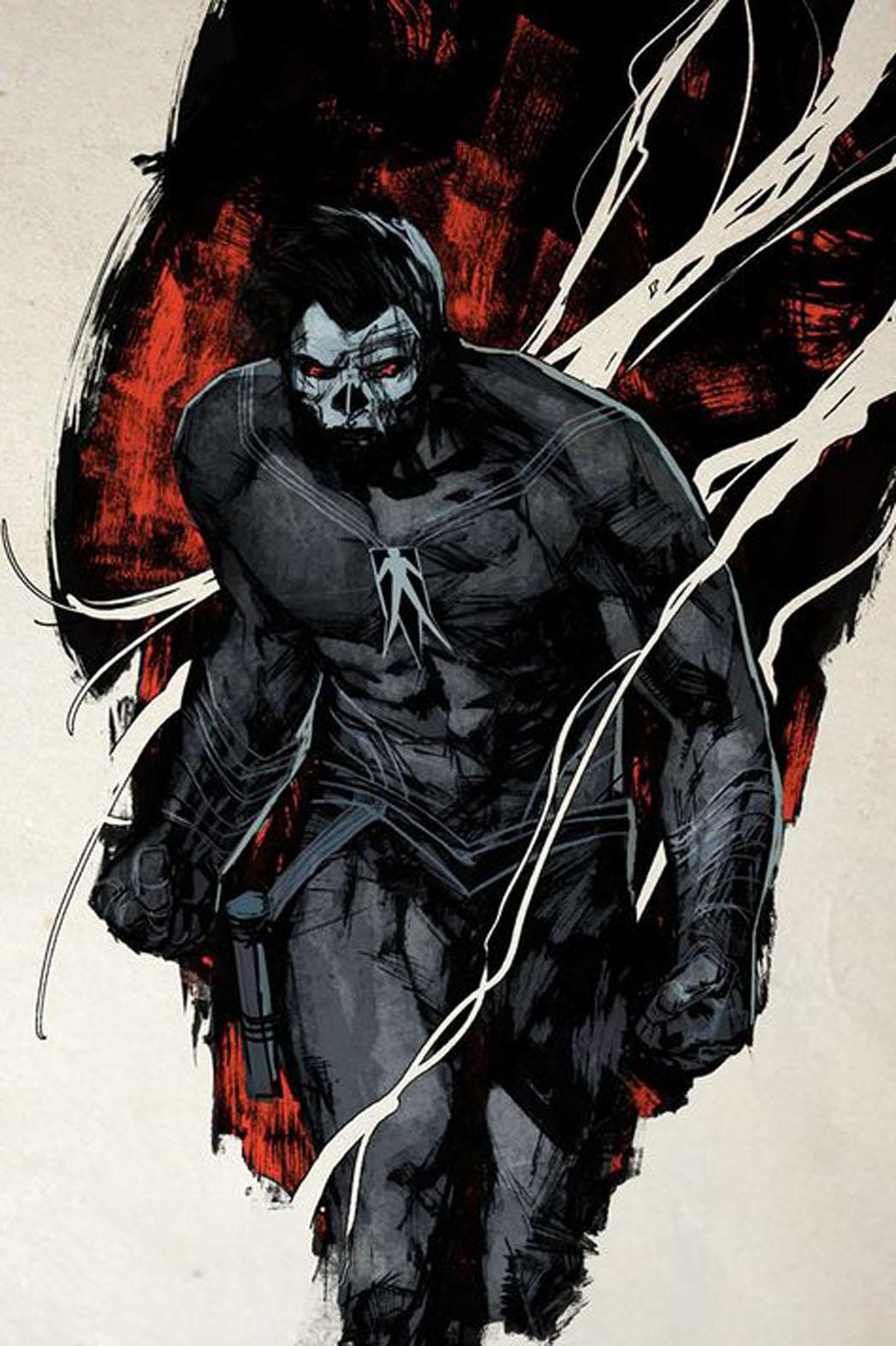Shadowman Art - P 2013