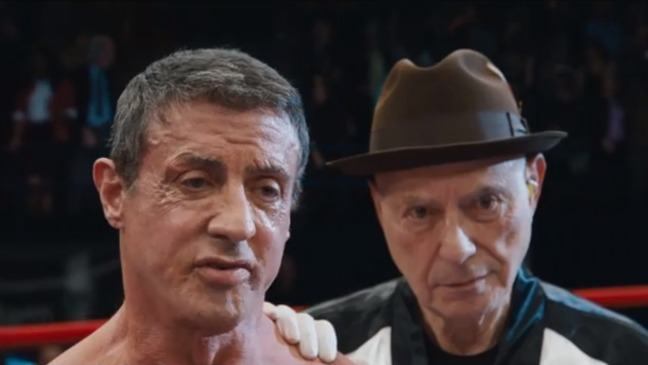 Sylvester Stallone Grudge Match - H 2013
