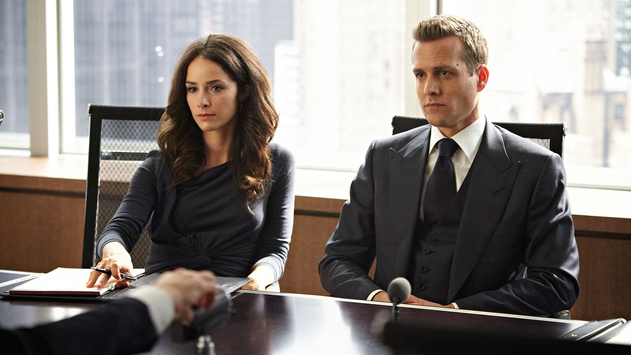 """Suits """"Stay"""" Spencer Macht Episodic - H 2013"""