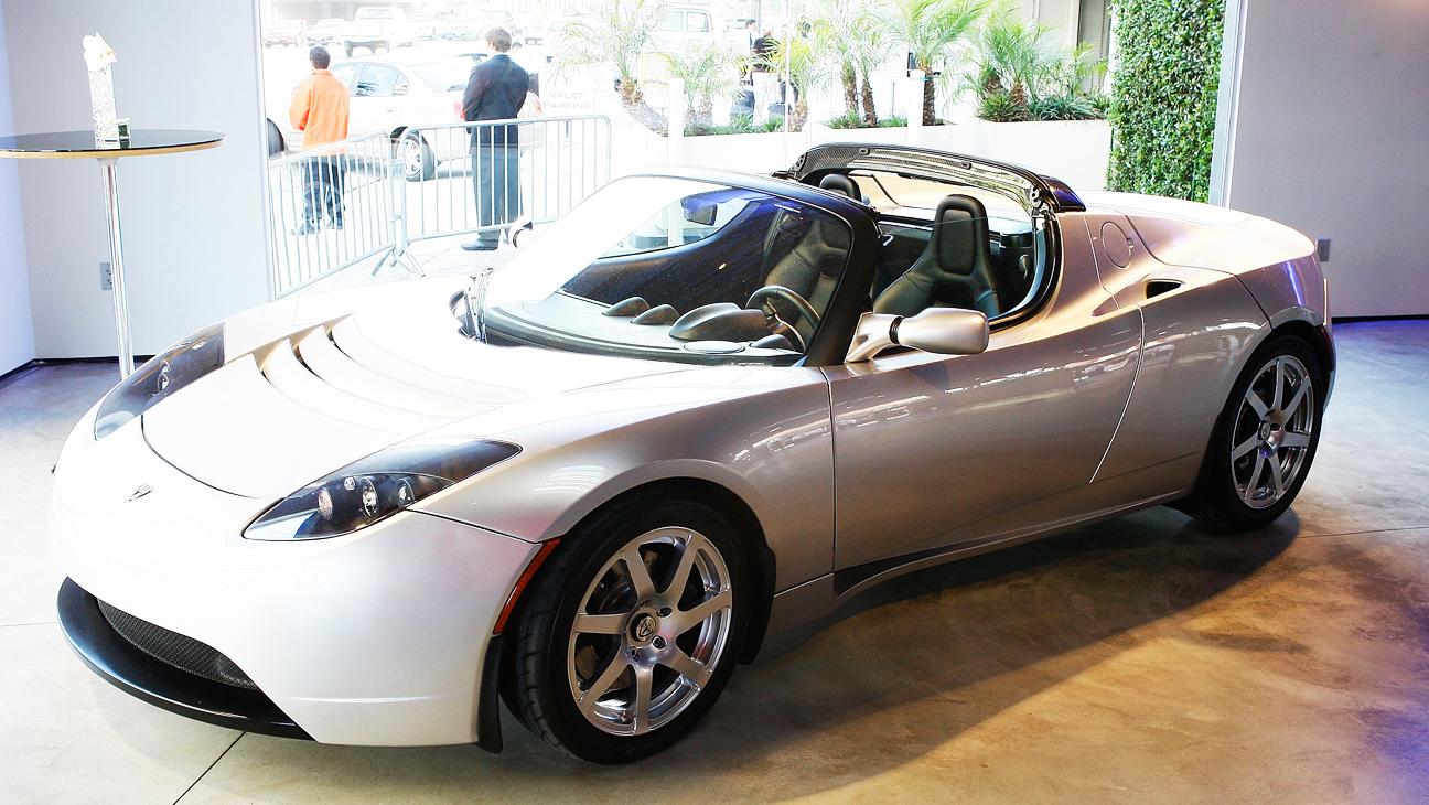 Tesla Car - H 2013