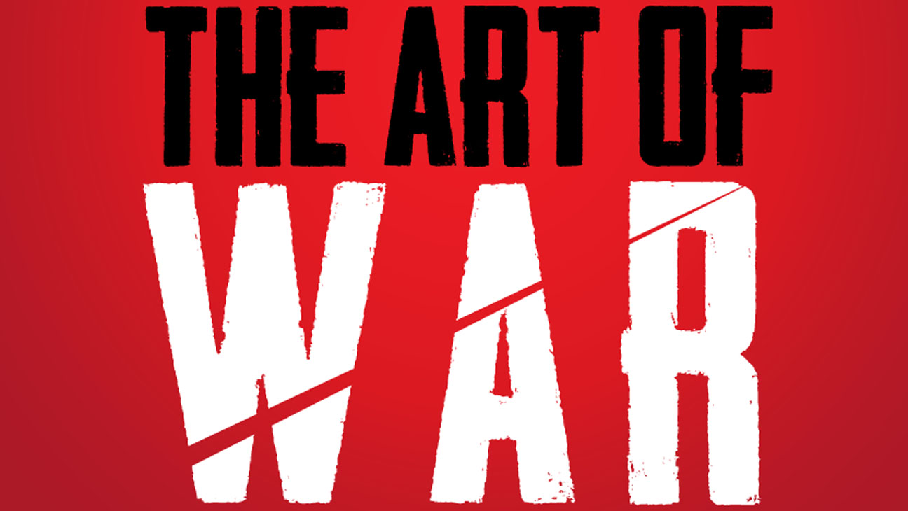 The Art of War Book Cover - H 2013