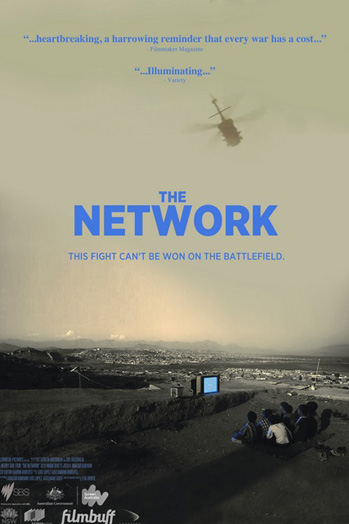 The Network Poster - P 2013