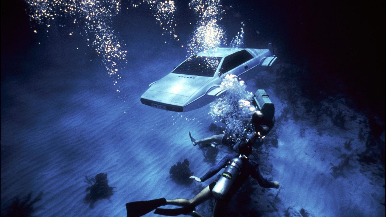 Submarine Car The Spy Who Loved Me - H 2013