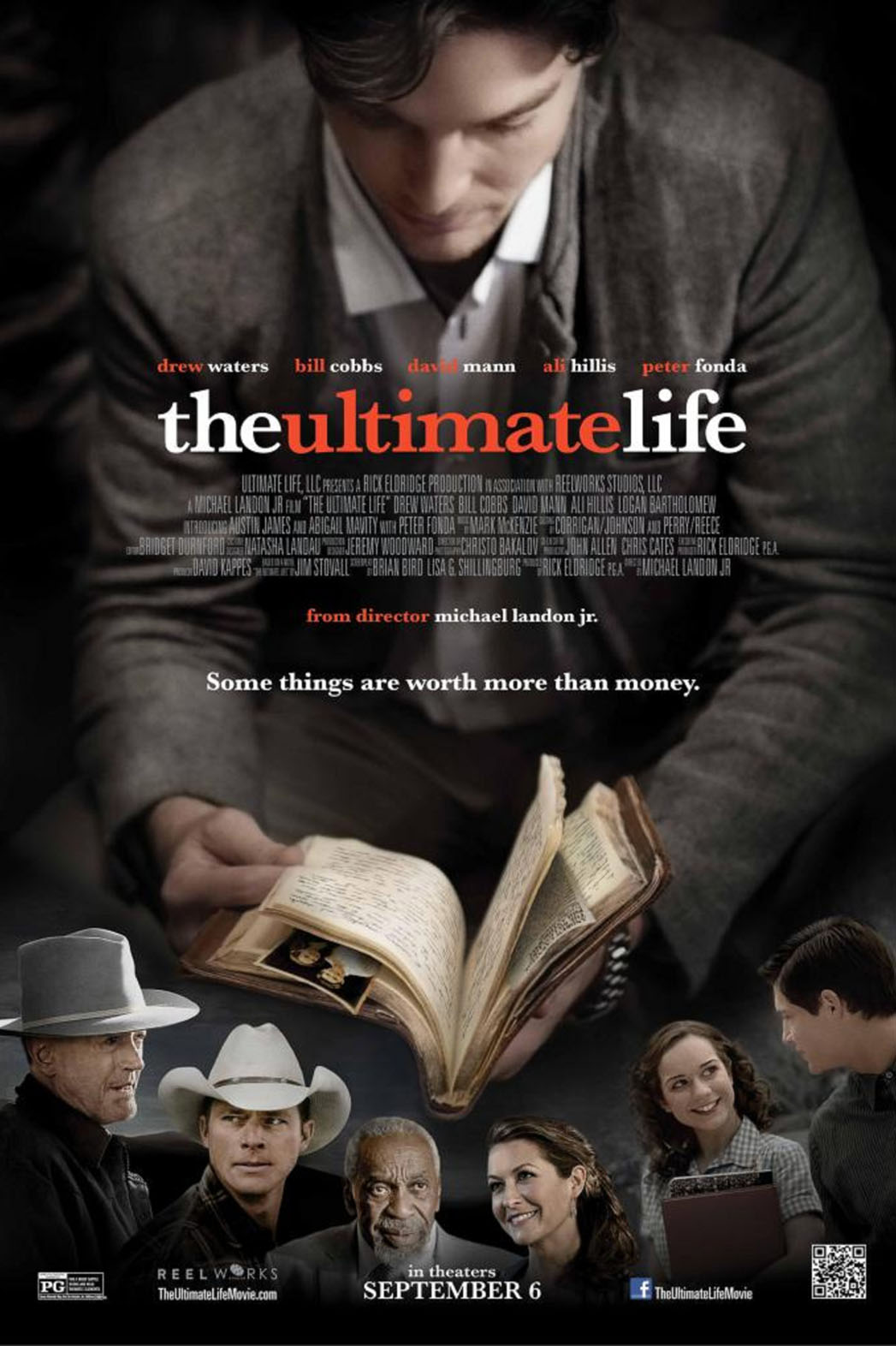 The Ultimate Life Poster - P 2013