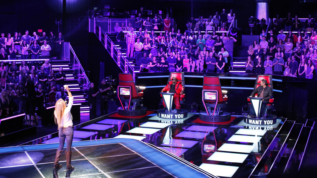 The Voice Episode 2 - H 2013