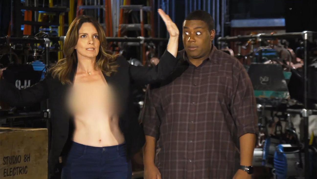 Tina Fey SNL Promo Screengrab - H 2013
