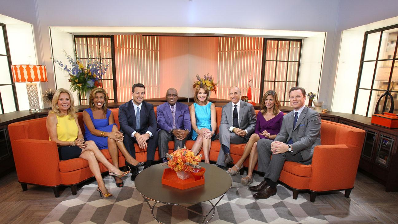 Today Show Set - H 2013