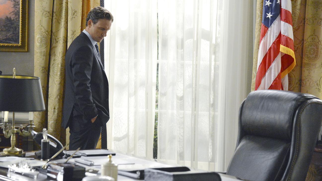 Scandal Tony Goldwyn Office - H 2013