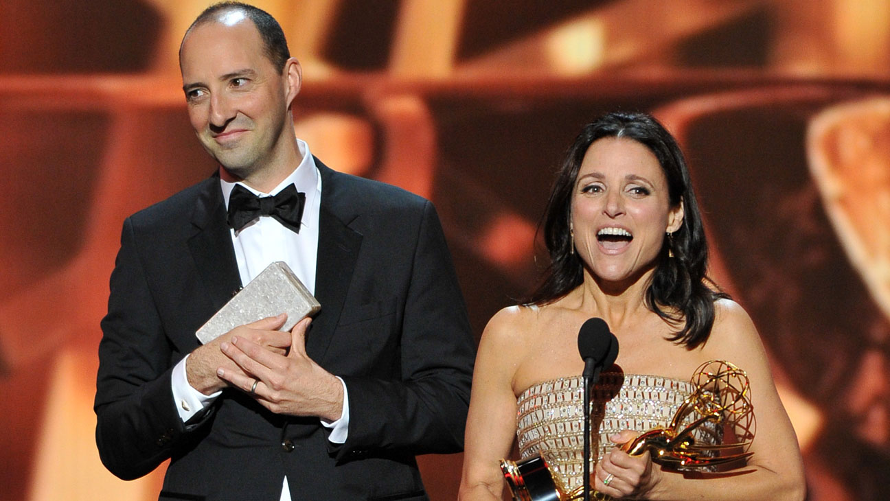 Tony Hale Julia Louis-Dreyfus Emmy Awards - H 2013