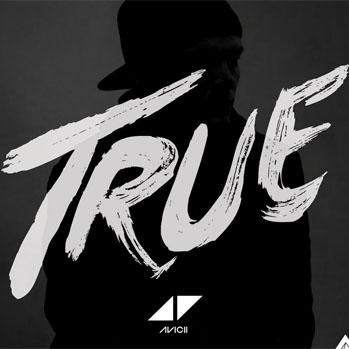 Avicii True Album Cover - S 2013