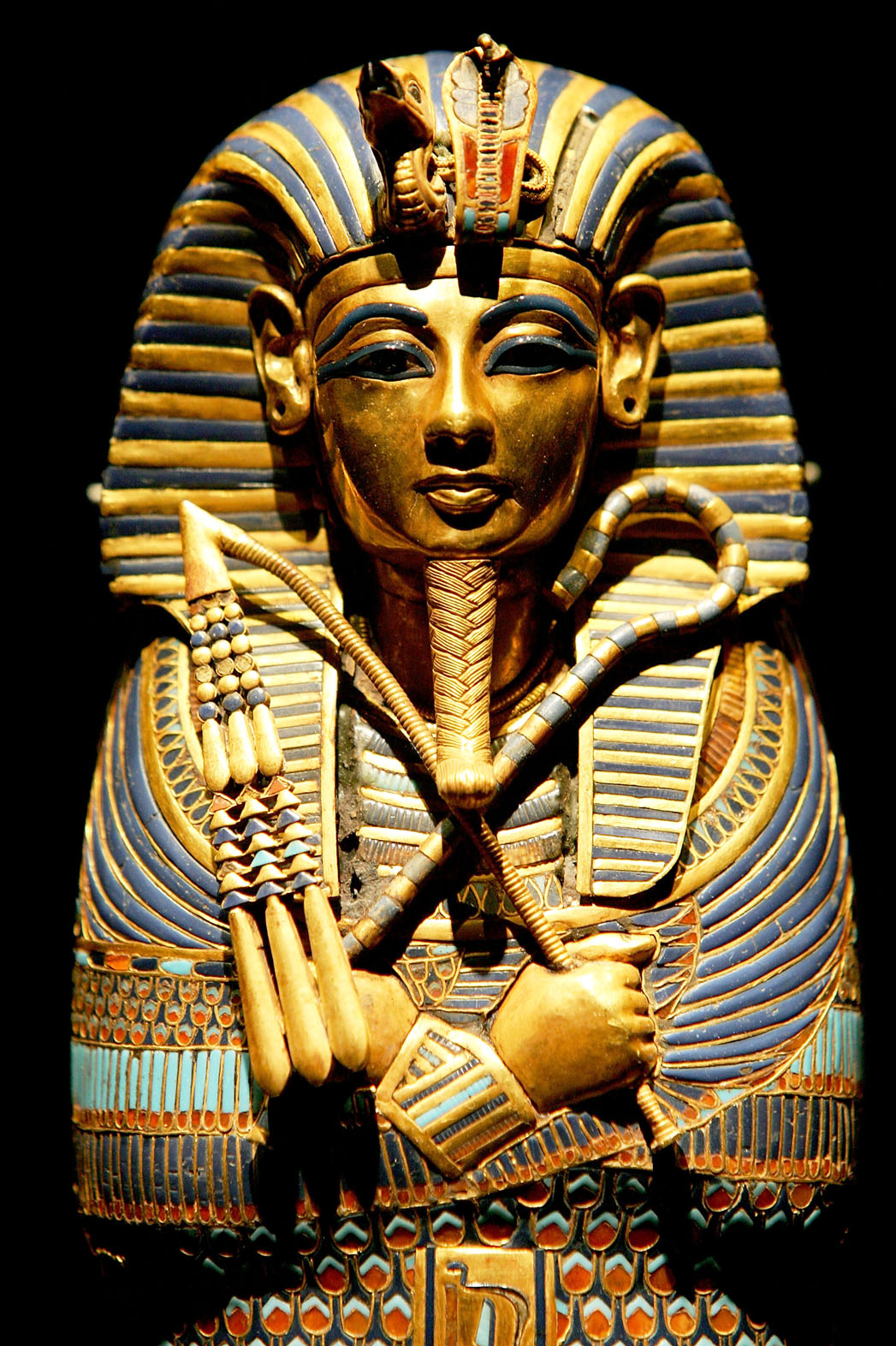Tutankhamun Coffin - P 2013