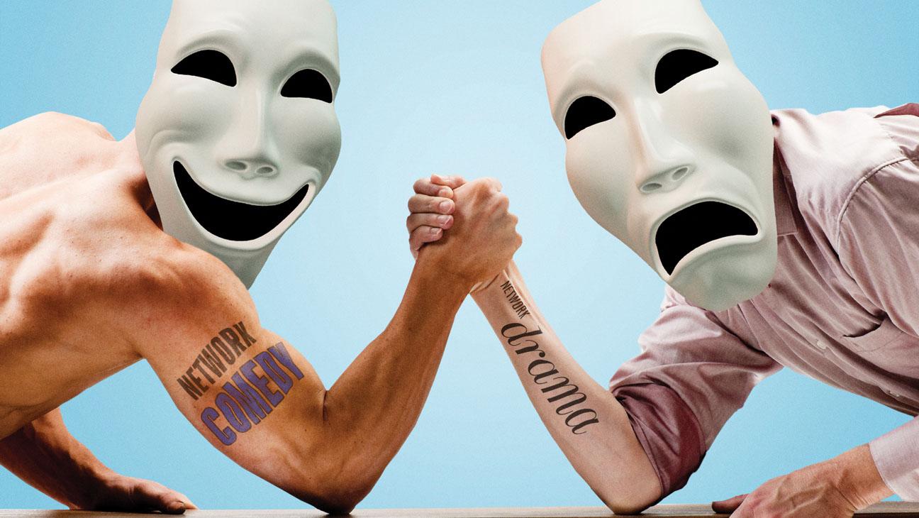 Network TV Drama Drain - H 2013