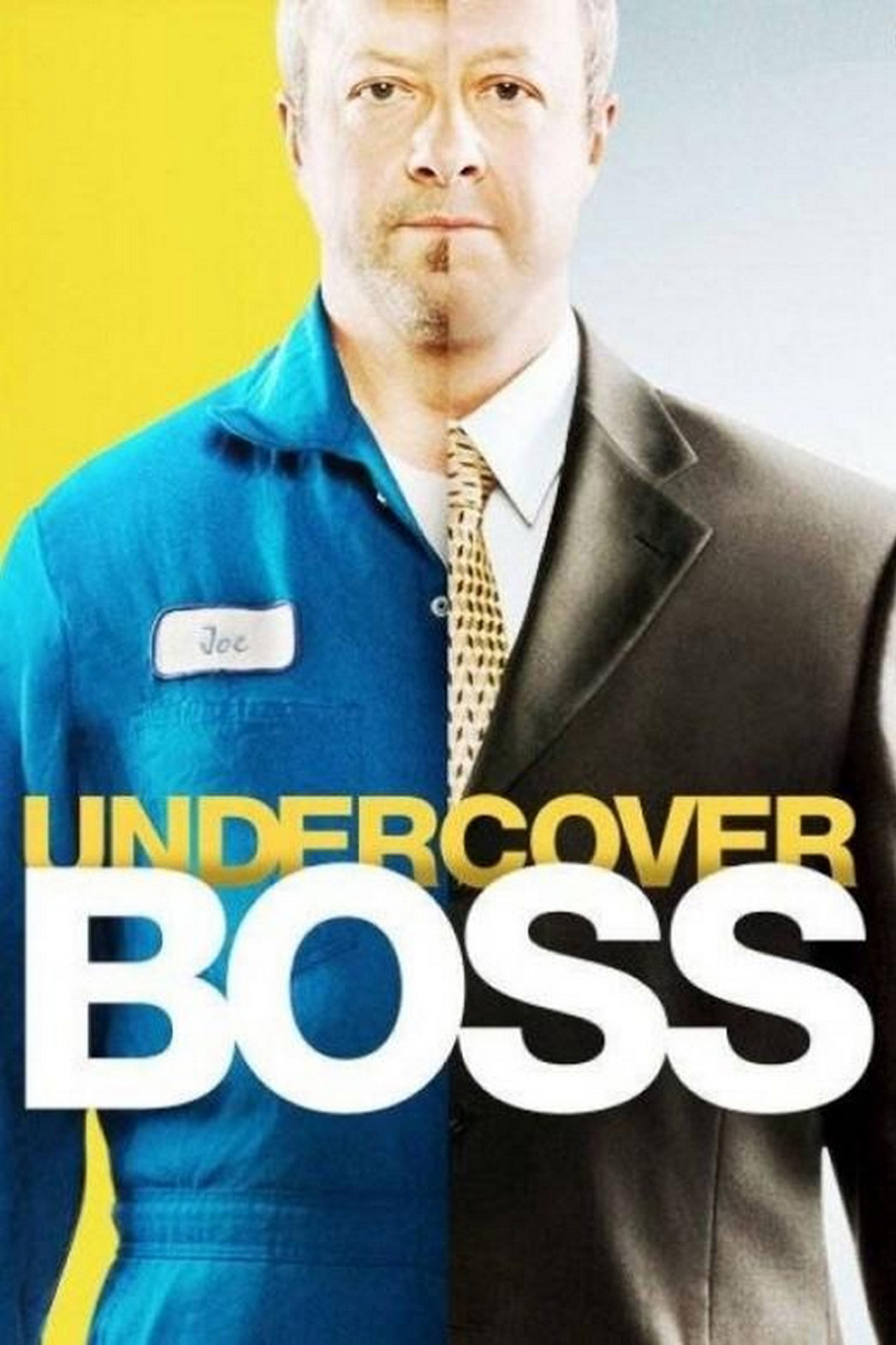 Undercover Boss Poster - P 2013